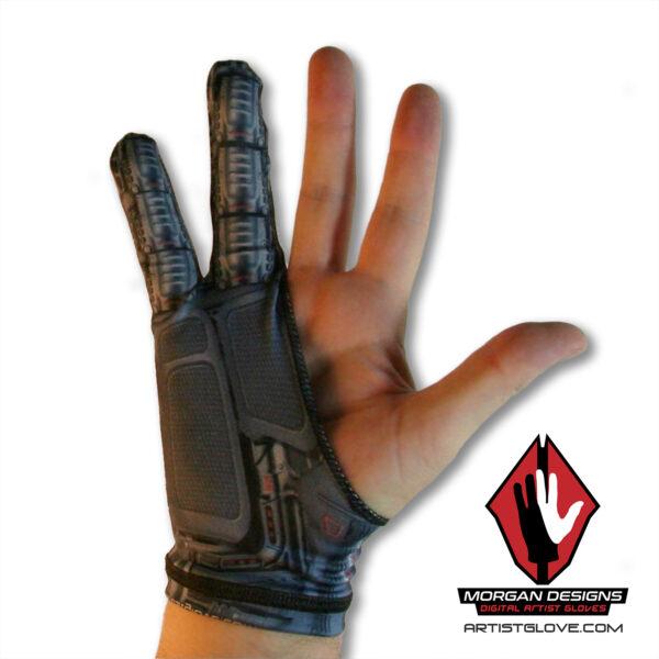 right-glove-strike-force-palm-logo-photo